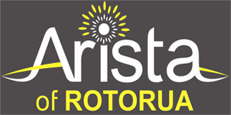 Arista of Rotorua Motel voted number 1. family hotel in New Zealand